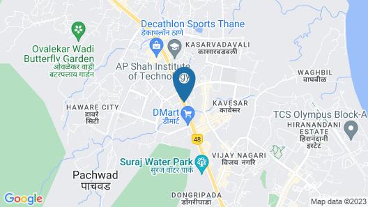 The Byke Suraj Plaza Map