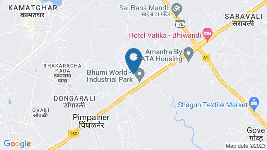 Treebo Select Gopalas Residency Map