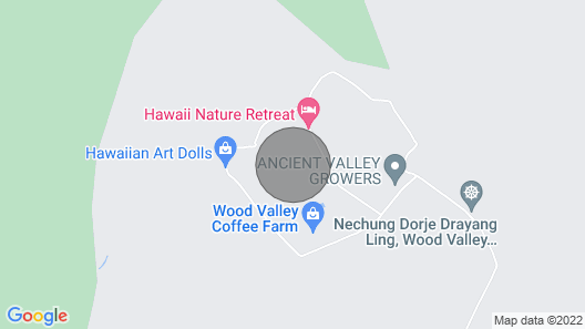 Historical Plantation House in Majestic Wood Valley Map