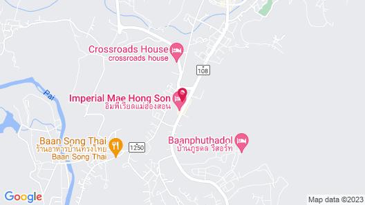 Suan Mork Kham Resort Map