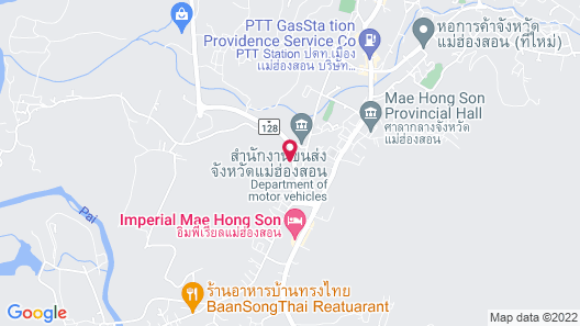 Crossroads House - Hostel Map