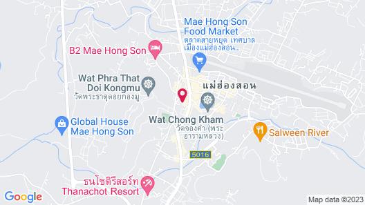 P.L.P Guest House Map