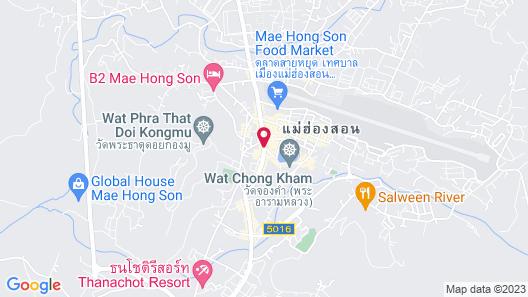 Baiyoke Chalet Hotel Map