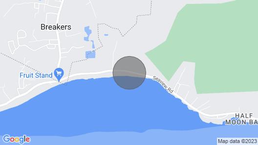 Piece of Mine Luxury Villa #1 Map