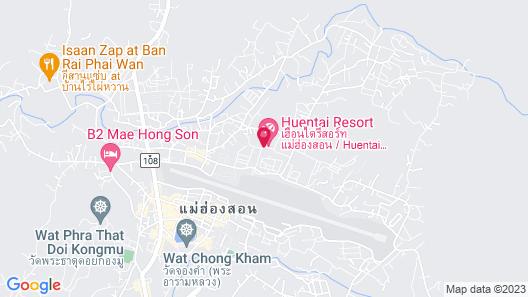 Huentai Resort Map