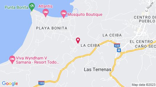Madrugada Residencial Map