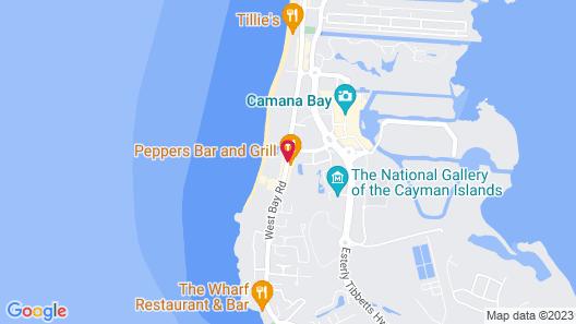 Regal Beach Club Map