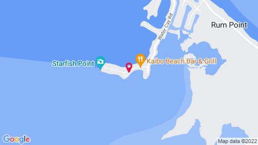 The Pools by Cayman Villas Map
