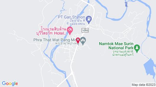 Hern High Resort Map
