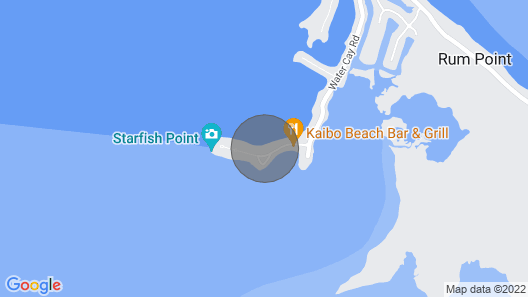 Elegant, Coastal 7-Bedroom Estate w/ Private Beach Map