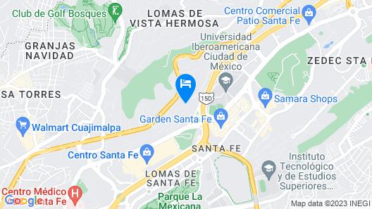 Casa Tanimisha Map