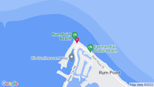 Rum Point Club Residences Map