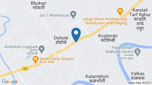 SAI Residency Map