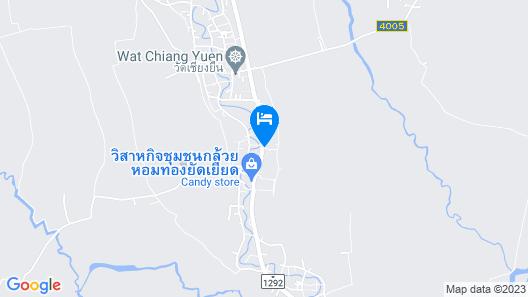 Phujinda Homestay Map