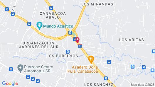 Residencial Palma Real Map