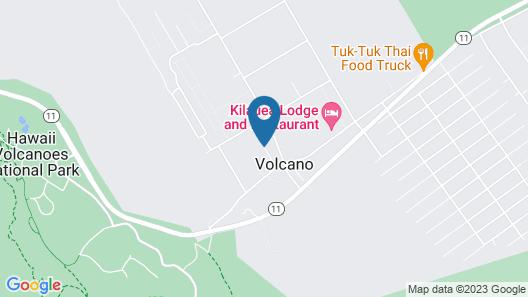 Aloha Junction Bed & Breakfast Map