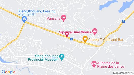 Favanhmai Hotel Map