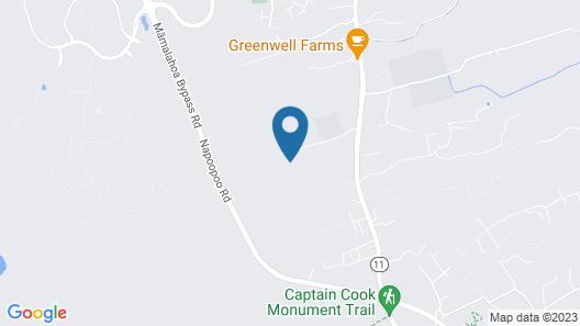 Gingerhill Farm Retreat Map