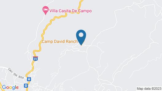 Camp David Ranch Map
