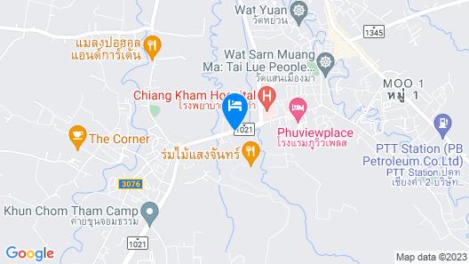 Chiang Kham Grand Villa Map
