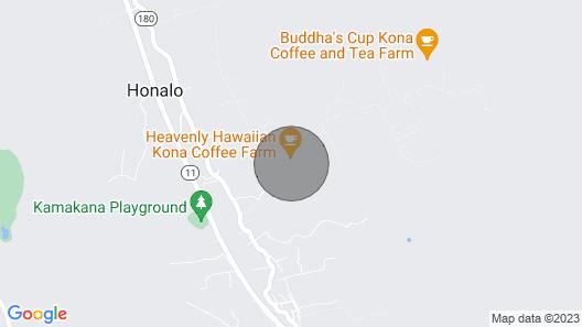 Ultimate Coffee Farm Get Away Map