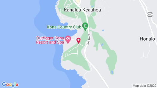 Holua Resort Map