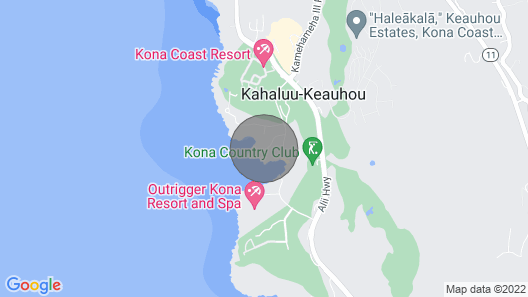 Perfect Home for Your Hawaiian Vacation! Map