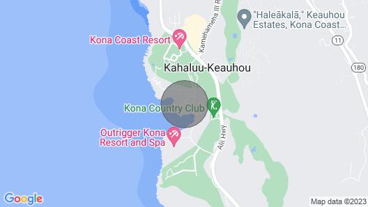 Enjoy Breathtaking Sunsets Over Keauhou Bay Starting at $656/nt Map