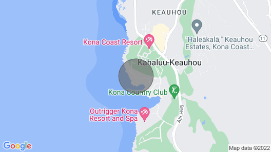 Paradise at Ocean Edge! Chic Kitchen+bath, Lanai W/wet Bar, Wifi, TV, Laundry Kanaloa 3204 Map
