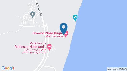 Park Inn by Radisson Hotel & Residence Duqm Map