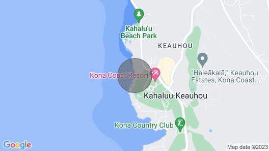 Oceanfront Best Price / Service 4 Big Groups Walk To Beaches, Shops & Activities Map