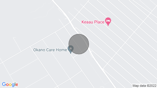 Private Hawaiian Cottage With Pool! Haku Honu Hale Map