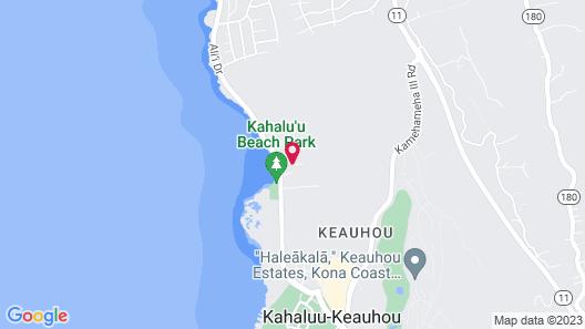Big Island Retreat Map