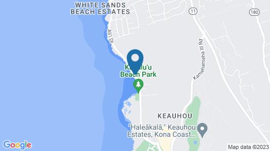 Kona Seaspray Map