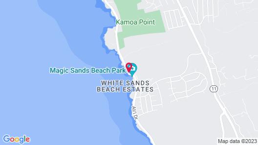 Kona Magic Sands #306 Map