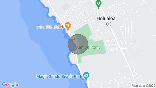 Best Value In Kona! Amazing Ocean View! Fall in Love With Kona! 12 Unit Complex Map