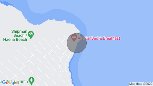 Live the Ocean Front Dream - Perfect Location for Exploring the Big Island ? Map