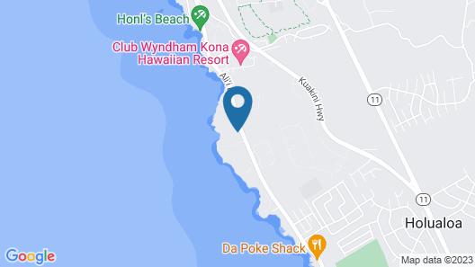 Club Wyndham Royal Sea Cliff Map