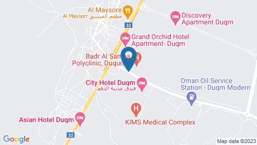 Dar Al-Jwharah Map