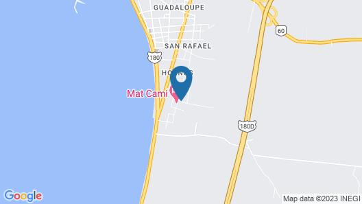 Hotel Puerto Seyba Map