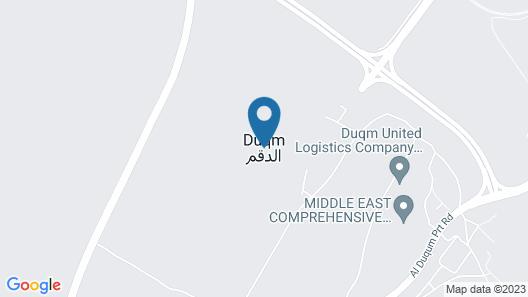 Duqm Stars Map