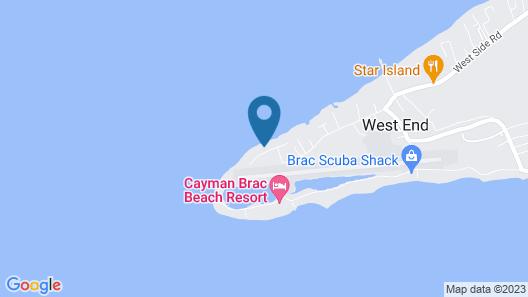 Tropical Beach Paradise W/pool, Beach Cabana, Hammocks, Free Wi-fi Map