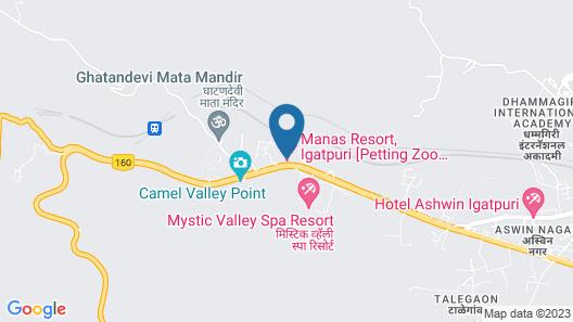 Nature Dreamland Suites Pooja Villa Map