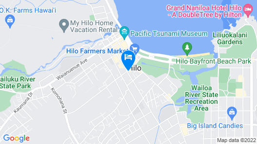 Exceptional Vacation Home In Hilo Apts Map