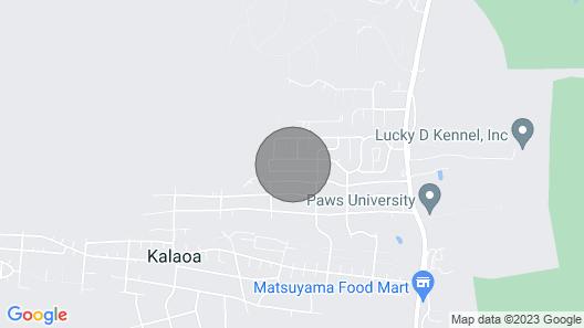 Modern Kailua Kona Apt < 6 Mi to Wawaloli Beach! Map