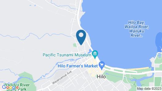 Dolphin Bay Hotel Map