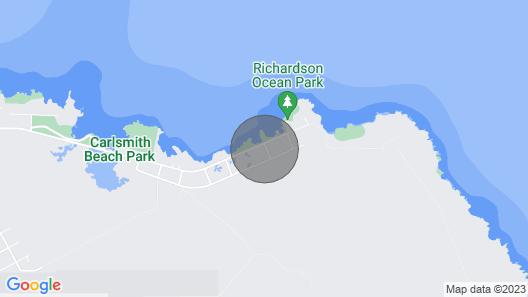 Best Hilo Beach Park House. 3,600 sq. ft. Sleeps 16. New at Richardson's Park. Map