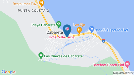 Albatros Map