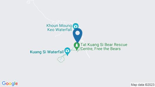 Vanvisa at the Falls Map