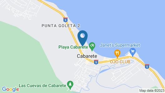Sosua Ocean Village Map